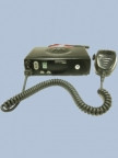 Motorola CM340 mobile radio, low vhf, secound