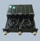VHF-Duplexer, 6-kreisig, N-Anschluss